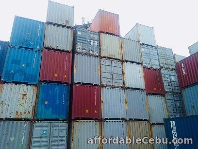 3rd picture of FAST RELEASE CONTAINER VANS For Sale in Cebu, Philippines