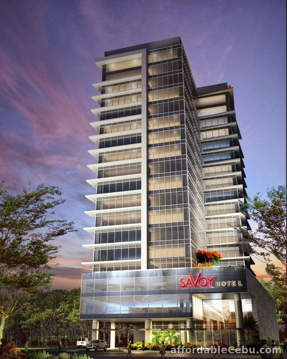 4th picture of Condotel for investment at Savoy Hotel at The Mactan Newtown For Sale in Cebu, Philippines