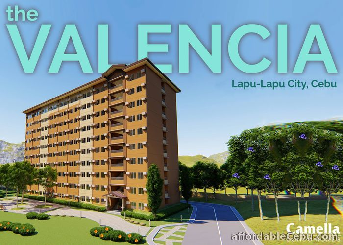 1st picture of Affordable Vertical living walk up condo for sale at Camella Condo Homes Mactan For Sale in Cebu, Philippines