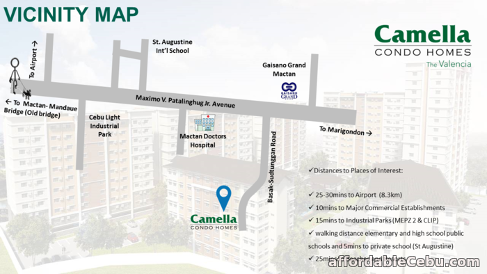 5th picture of Affordable Vertical living walk up condo for sale at Camella Condo Homes Mactan For Sale in Cebu, Philippines