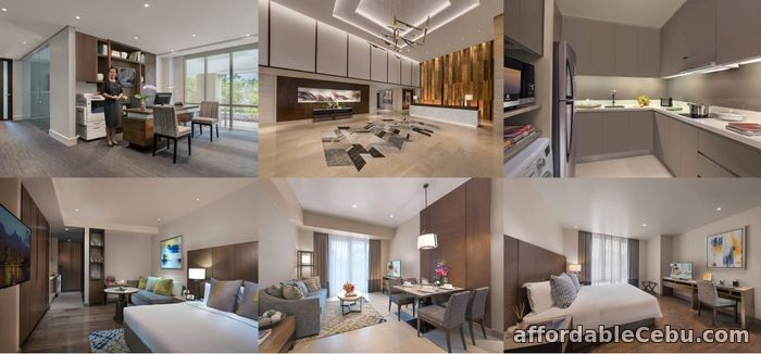2nd picture of Serviced and Residential Units for sale at the Suites at Gorordo Cebu For Sale in Cebu, Philippines
