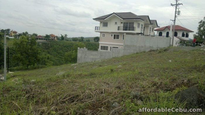 1st picture of Titled LOT BARGAIN PRICE OF P7,000 PER SQM ONLY RUSH SALE 5MINUTES DRIVE ONLY TO SM MALL IN CONSOLACION For Sale in Cebu, Philippines