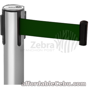 1st picture of Stainless Retractable Stanchion Post Barrier For Sale in Cebu, Philippines