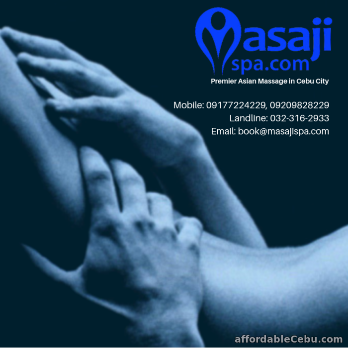 1st picture of Satisfy your senses and be pleased with our gentle touch! Offer in Cebu, Philippines