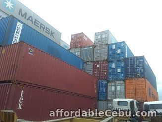 2nd picture of FAST RELEASE CONTAINER VANS For Sale in Cebu, Philippines