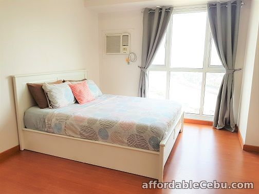 1st picture of Renovated and Spacious 1BR Apartment at Axis Residences For Lease For Rent in Cebu, Philippines