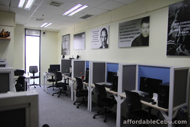 3rd picture of Best Seat Lease to Start Call Center Business For Rent in Cebu, Philippines
