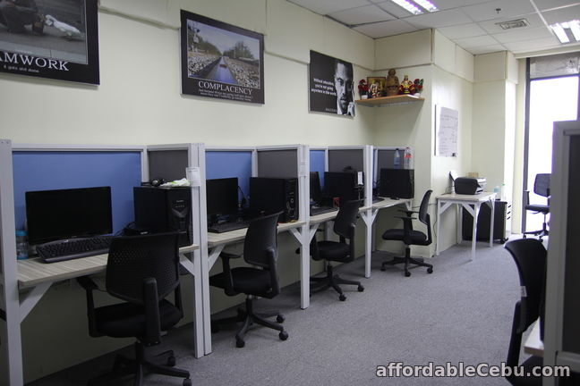 4th picture of Best Seat Lease to Start Call Center Business For Rent in Cebu, Philippines