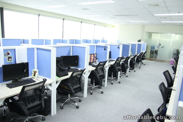1st picture of Affordable Seat Lease for BPO in Cebu. Starts at 130USD For Rent in Cebu, Philippines