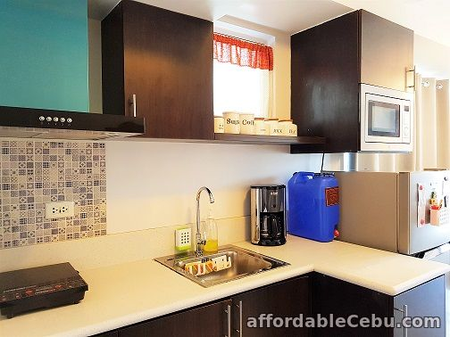 5th picture of Renovated and Spacious 1BR Apartment at Axis Residences For Lease For Rent in Cebu, Philippines