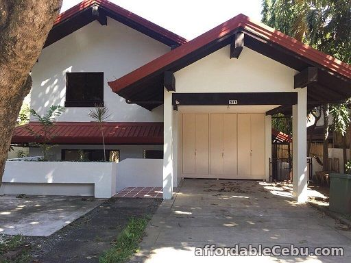 1st picture of Ayala Alabang House & Lot For Lease: For Rent in Cebu, Philippines