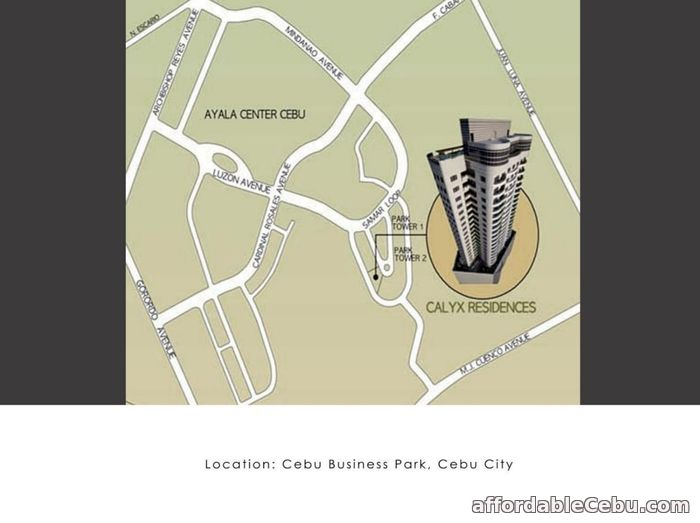 4th picture of Condo Units for sale inside Ayala Business Park Cebu City For Sale in Cebu, Philippines