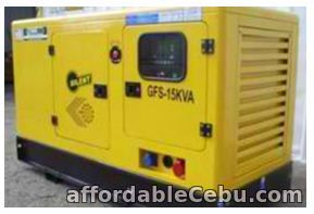 1st picture of 5kva Generator for rent For Rent in Cebu, Philippines