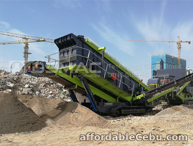 1st picture of Investing AS Series Aggregate Mobile Screening Station to Make High Profit For Sale in Cebu, Philippines