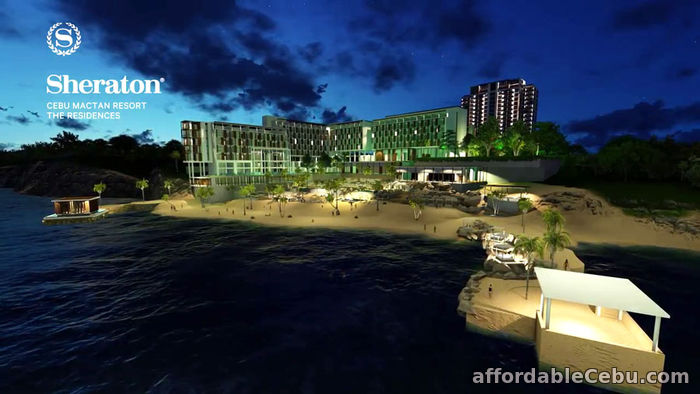 4th picture of The Residences at Sheraton Cebu Mactan Resort For Sale in Cebu, Philippines