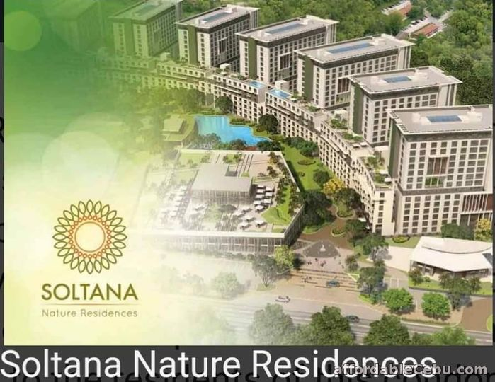 1st picture of Ready for occupancy units at Soltana Nature Residences Tower 1 For Sale in Cebu, Philippines
