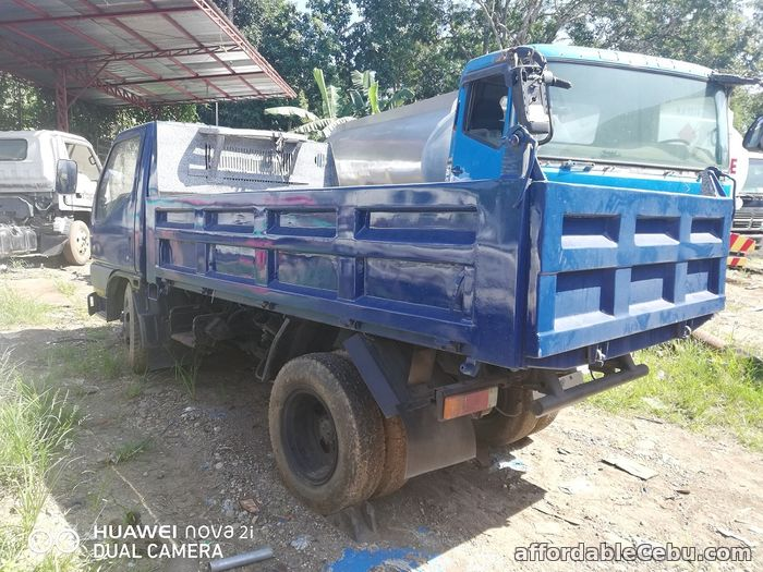 2nd picture of Mini Dump Truck 6W Fuso Canter For Sale in Cebu, Philippines