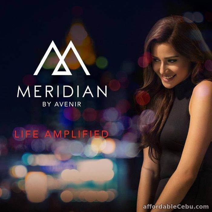 1st picture of Condo units available Meridian by Avenir For Sale in Cebu, Philippines