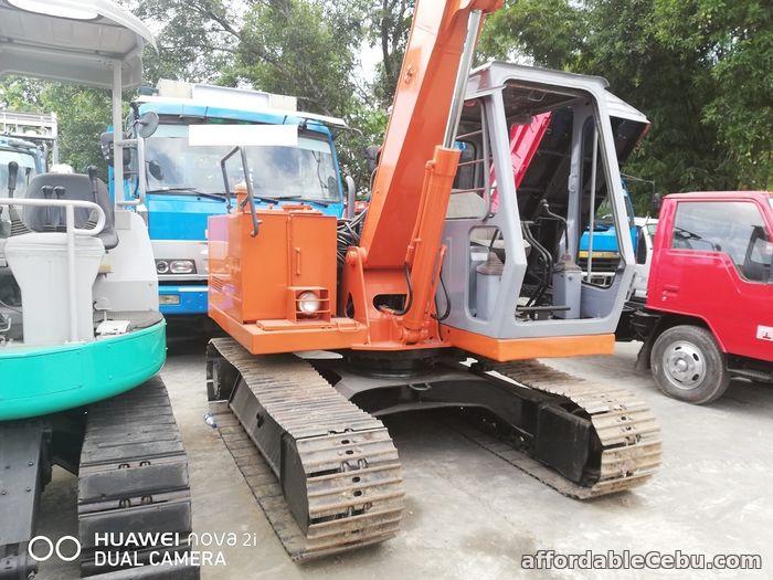4th picture of Backhoe Excavator Hitachi EX60 Surplus For Sale in Cebu, Philippines