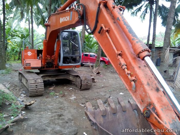 3rd picture of Backhoe 0.60 Cubic Bucket Hitachi EX120-3 with Breaker Line For Sale in Cebu, Philippines