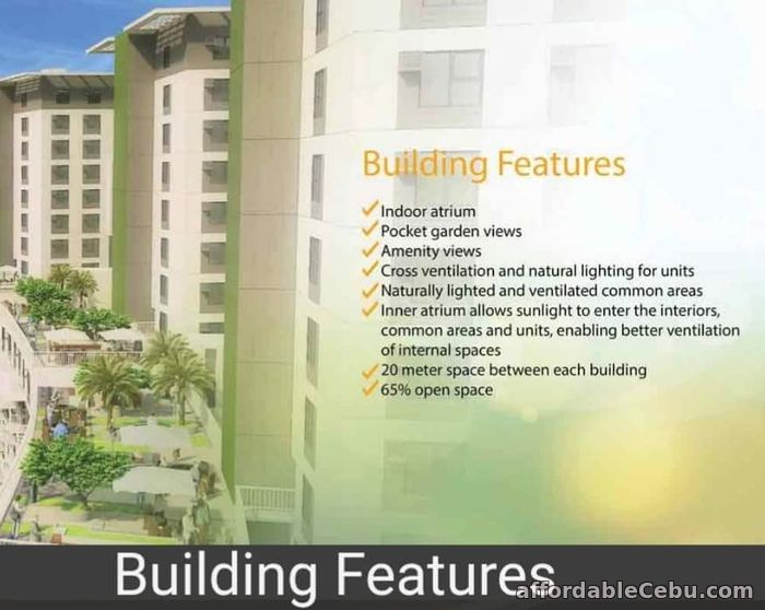 3rd picture of Ready for occupancy units at Soltana Nature Residences Tower 1 For Sale in Cebu, Philippines