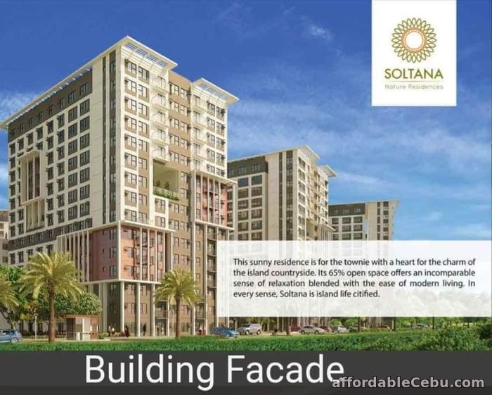 2nd picture of Ready for occupancy units at Soltana Nature Residences Tower 1 For Sale in Cebu, Philippines