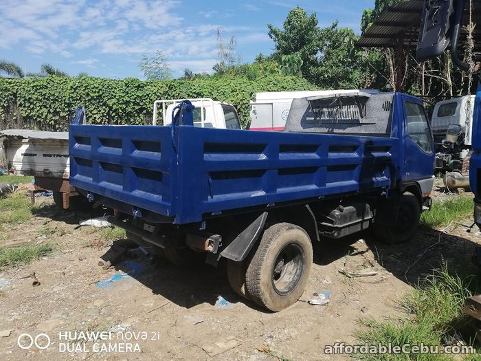 3rd picture of Mini Dump Truck 6W Fuso Canter For Sale in Cebu, Philippines