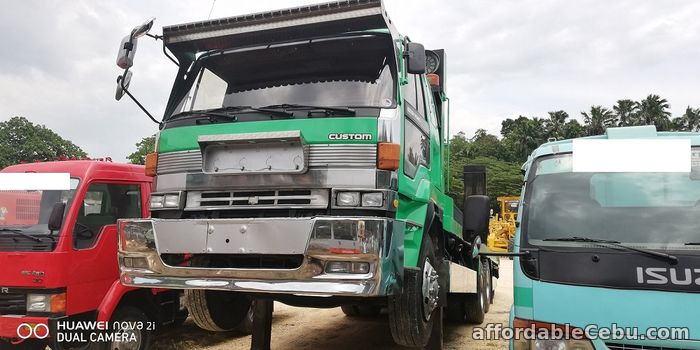 2nd picture of Self Loading Truck 10W Isuzu 10PD1 For Sale in Cebu, Philippines