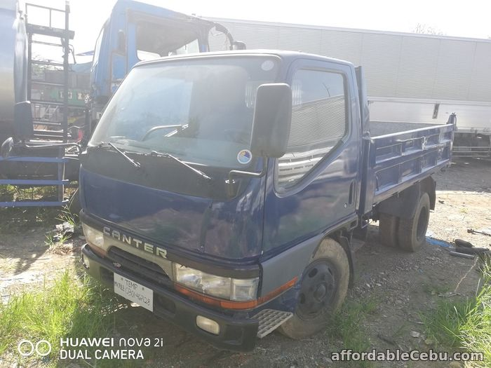 1st picture of Mini Dump Truck 6W Fuso Canter For Sale in Cebu, Philippines