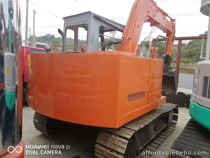 3rd picture of Backhoe Excavator Hitachi EX60 Surplus For Sale in Cebu, Philippines