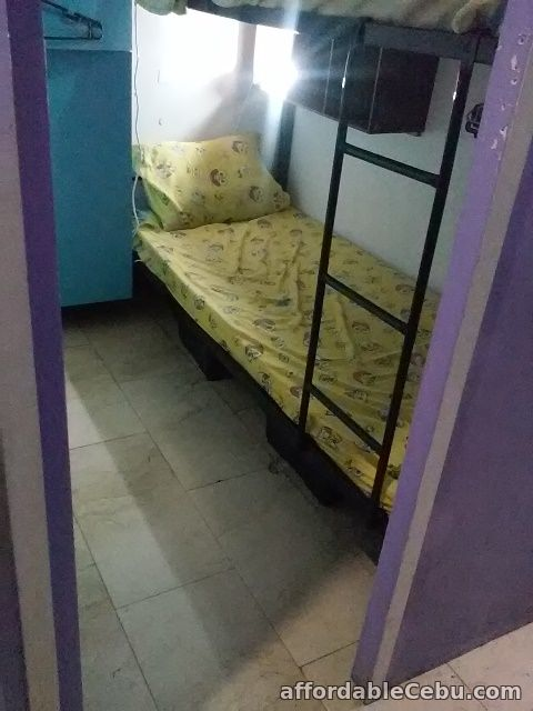 2nd picture of Male Apartment Dorm Unit 4 Bedspace KATIPUNAN Ateneo UP P4900 ALL-IN AIRCON 09357422292 For Rent in Cebu, Philippines
