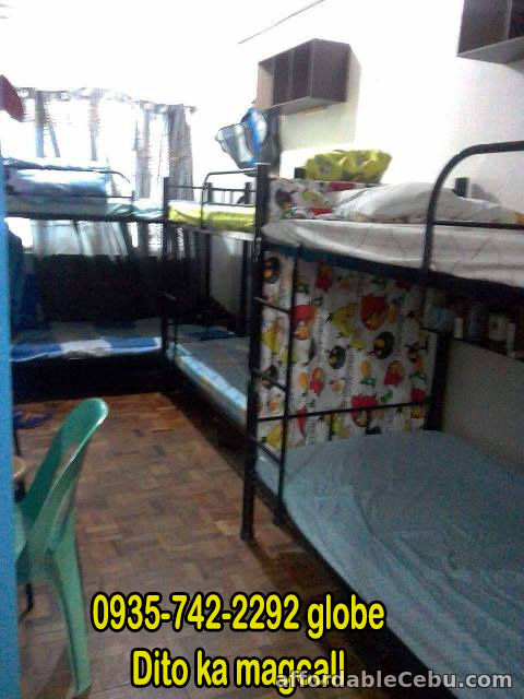 1st picture of Male Apartment Dorm Unit 4 Bedspace KATIPUNAN Ateneo UP P4900 ALL-IN AIRCON 09357422292 For Rent in Cebu, Philippines