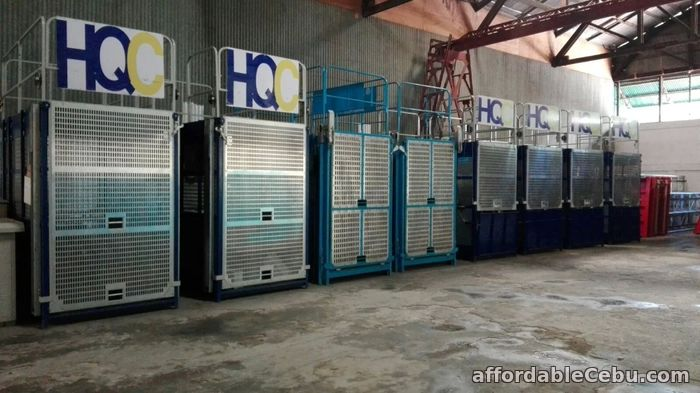 5th picture of CONSTRUCTION ELEVATOR FOR SALE For Sale in Cebu, Philippines