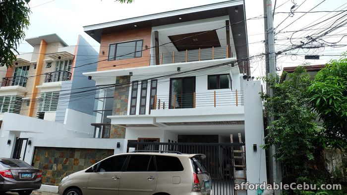1st picture of FOR SALE: 3 Storey 6 Bedroom House in Jem 2, Quezon City For Sale in Cebu, Philippines
