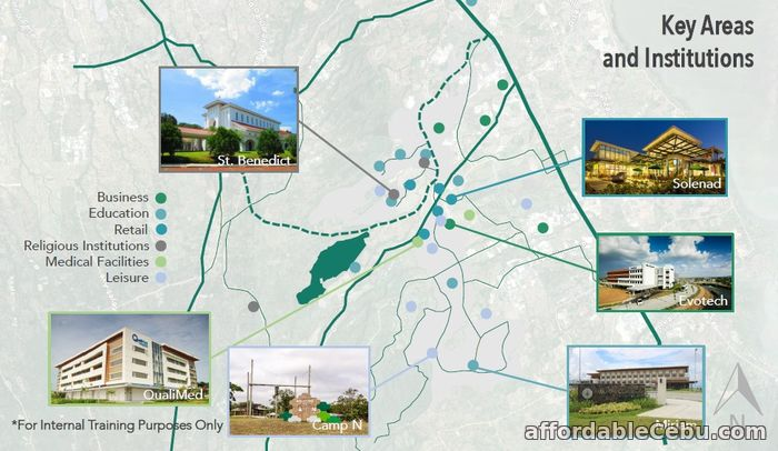 5th picture of Hillside Ridge Commercial Lot For Sale in Cebu, Philippines