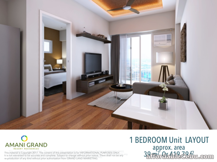 3rd picture of Condo at the Grandest Resort Residential Living in Mactan Cebu For Sale in Cebu, Philippines