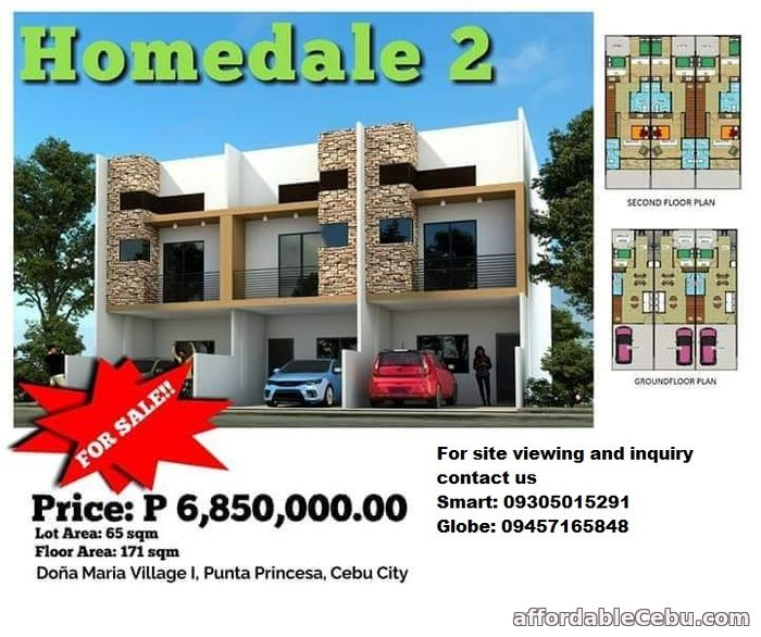 1st picture of Brand New House and Lot for sale in Cebu City For Sale in Cebu, Philippines