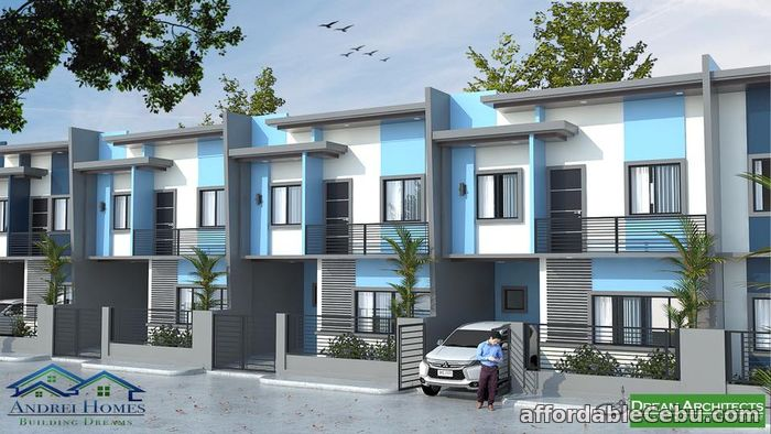 1st picture of affordable modern house for installment at dumlog talisay cebu For Sale in Cebu, Philippines