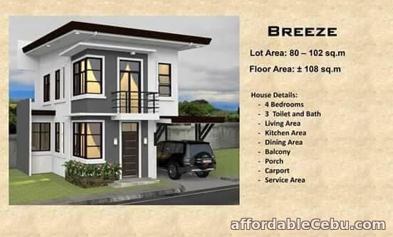 1st picture of Overlooking House and lot for Sale in minglanilla For Sale in Cebu, Philippines