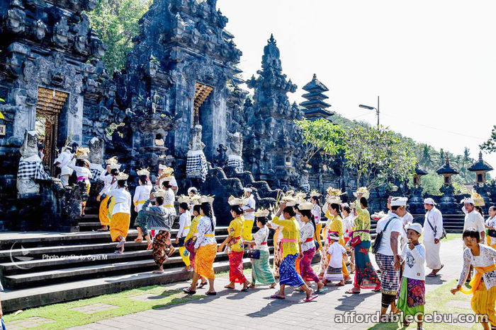 4th picture of 5 DAYS Bali Indonesia tour package For Sale in Cebu, Philippines