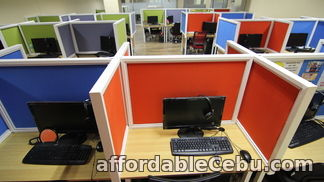 2nd picture of Seat Lease - Bigger Workplace for you Business For Rent in Cebu, Philippines