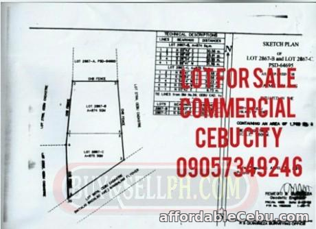 1st picture of commercial lot for sale mambaling,cebu city just 5mins away going to SM MALL SEASIDE/highway For Sale in Cebu, Philippines