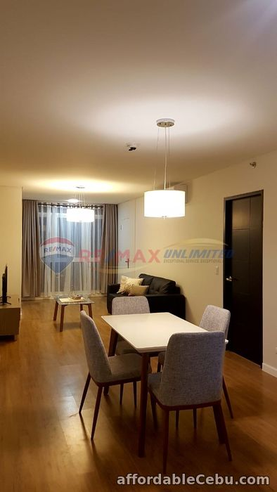 1st picture of 1 BEDROOM FOR RENT IN TWO SERENDRA For Rent in Cebu, Philippines