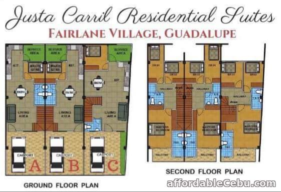 2nd picture of 2 Storey House For Sale in Guadalupe , Cebu City For Sale in Cebu, Philippines