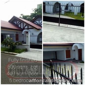 1st picture of fully finished classic bungalow house and lot located at banilad,cebu city, newly renovated For Sale in Cebu, Philippines