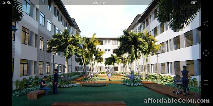 4th picture of Own a unit at PLUMERA WALKING DISTANCE TO INDIANA UNIVERSITY, H MALL, V HIRE TERMINAL, C-PLAZA, FEW MINS TO MACTAN DOCTORS NEAR AIRPORT For Sale in Cebu, Philippines