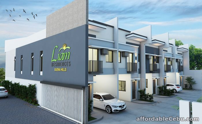 2nd picture of Unit 2C Townhouse Fore Sale in Guadalupe, Ceebu City For Sale in Cebu, Philippines
