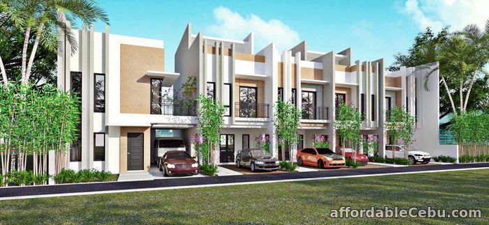 1st picture of 2 Storey Single Attached For Sale  in Lahug, Cebu City For Sale in Cebu, Philippines