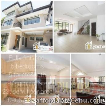 1st picture of fully finished house and lot with 6bedrooms/3carpark/5toilet&bath talamban,cebu city For Sale in Cebu, Philippines