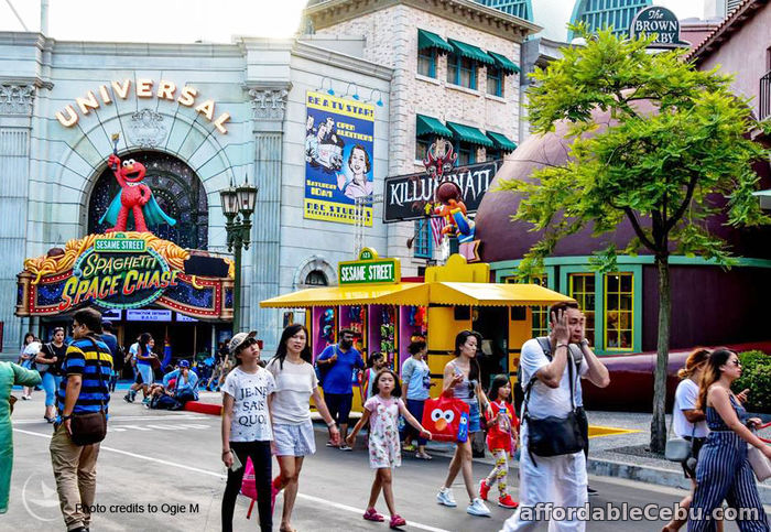 2nd picture of 3 days Singapore tour package with Universal Studios and SEA Aquarium Offer in Cebu, Philippines